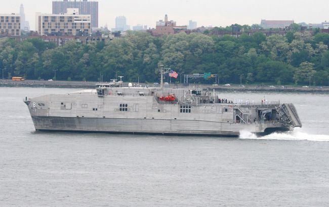 У Чорне море прямує експедиційний військовий корабель США