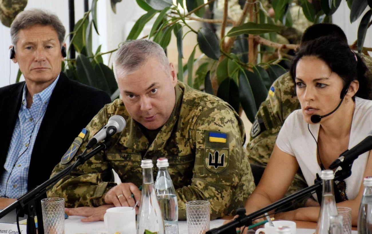 В Украине летом проведут масштабные военные учения