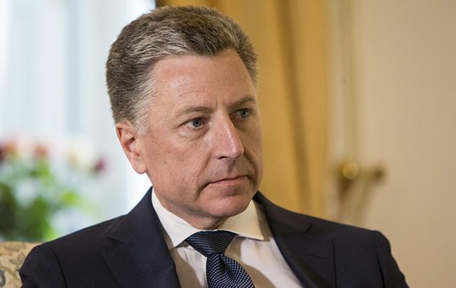 Зустріч спецпредставника Держдепу США Курта Волкера і Суркова планується в Мінську