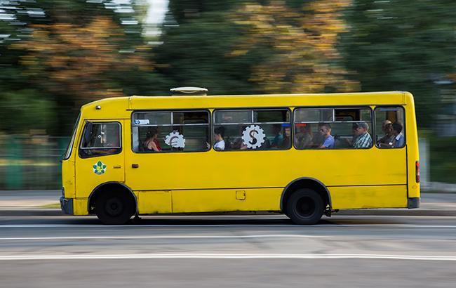 Фото: Маршрутка (РБК-Украина)