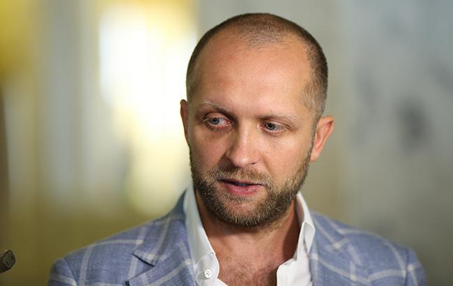 На відеозаписі ГПУ Поляков заявив, що автором афери є Розенблат