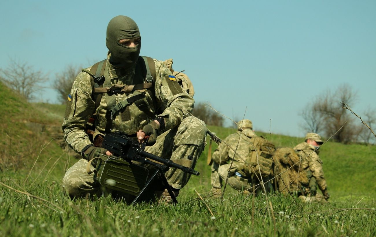 "Боевики на Донбассе пять раз нарушили ""тишину"""