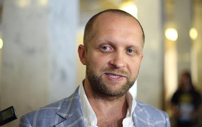 Нардеп Максим Поляков втретє відмовився надягати електронний браслет стеження