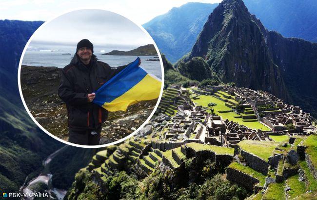 Крепость инков и подводный мир: украинские путешественники, которые показывают планету под другим углом