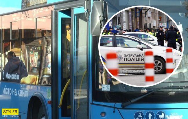 В Николаеве контролера избил пассажир с железным прутом в руке: подробности ЧП
