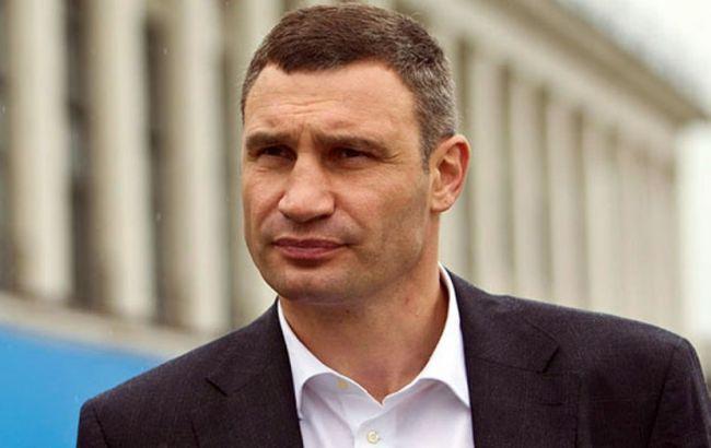 Кличко розповів про заходи для усунення проблем з тепломережами Києва