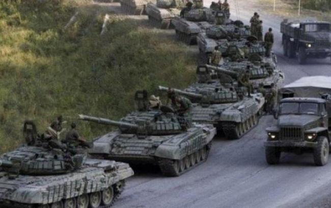 Конвої військової техніки на Донбасі прибули з Росії, - постпред Великобританії в ООН