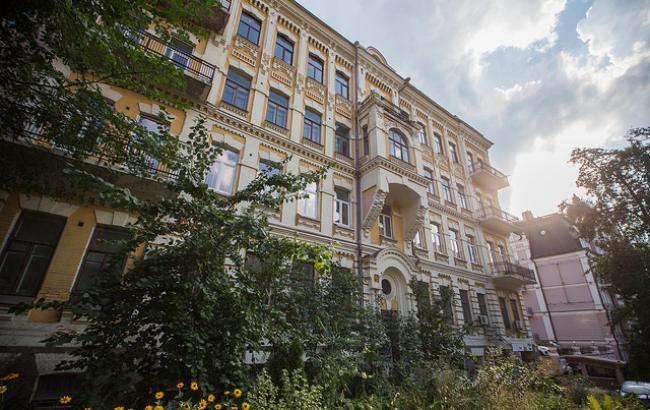 Фото: Улица Богдана Хмельницкого в Киеве (РБК-Украина)