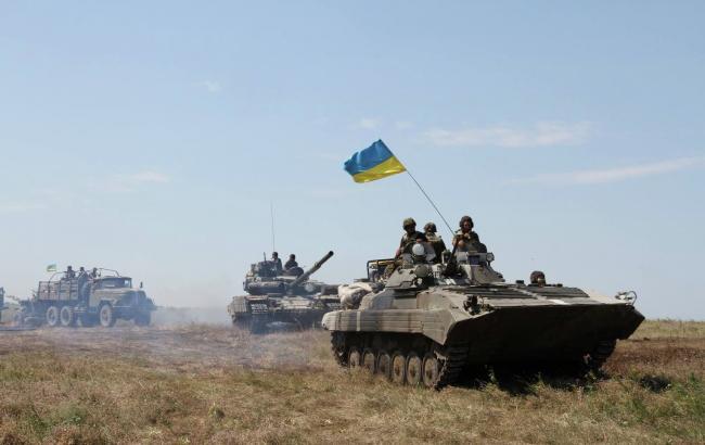 ЗСУ розпочали другий етап відведення озброєння на Донбасі