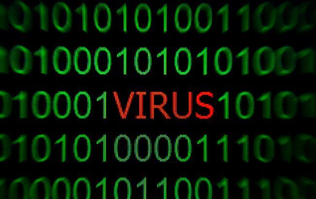 Фото: кибератака в Украине (РБК-Украина)