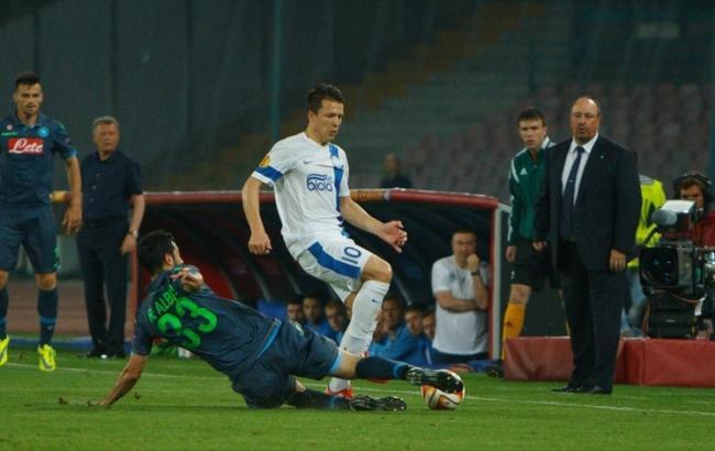 Канал футбол украина смотреть онлайн наполи днепр
