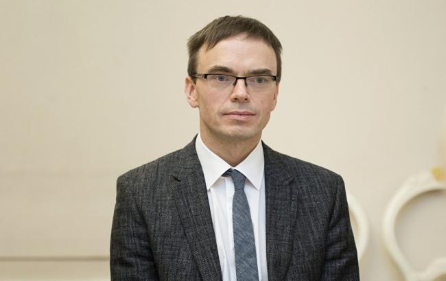 Фото: міністр закордонних справ Естонії Свен Міксер
