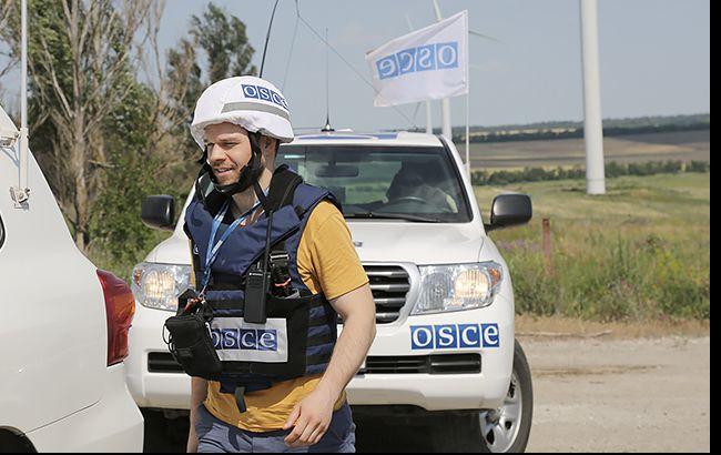 Боевики без предупреждения закончили охрану наблюдателей ОБСЕ вГорловке
