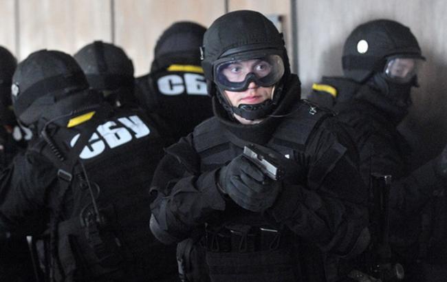 СБУ підтвердила обшук в МВС