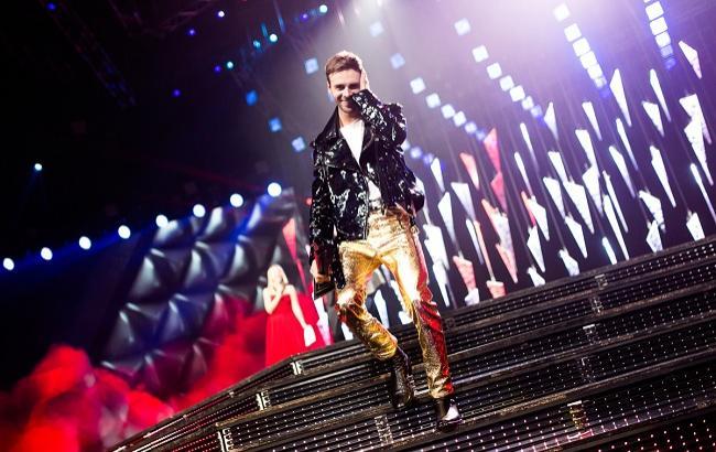 Макс Барских признан лучшим певцом года (фото)