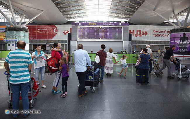 Фото: аэропорт (РБК-Украина)
