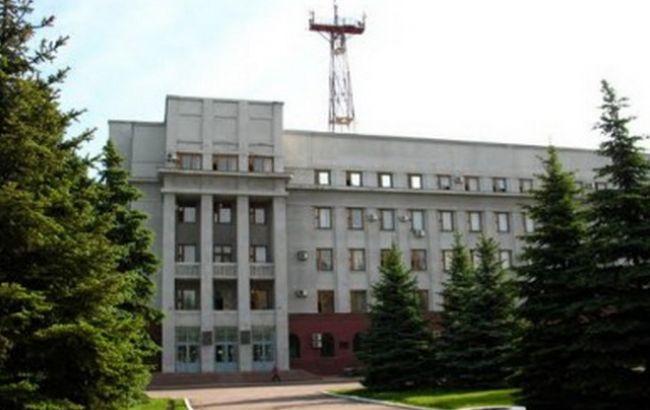 """Фото: боевики захватили здание """"Укрэнерго"""" в Горловке"""