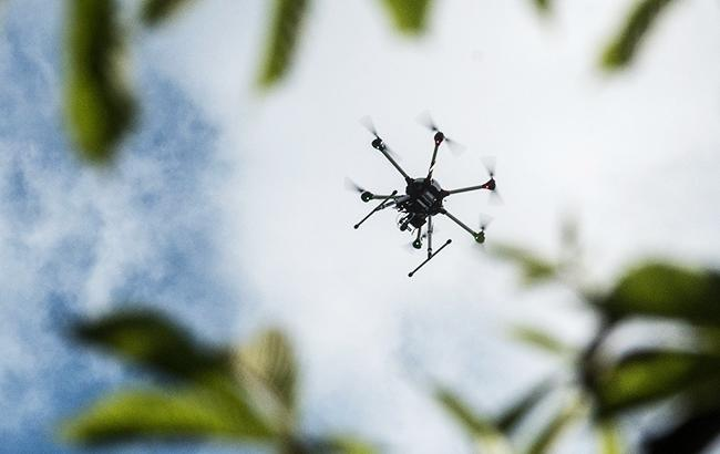 Фото: дрон (OSCE/Evgeniy Maloletka)