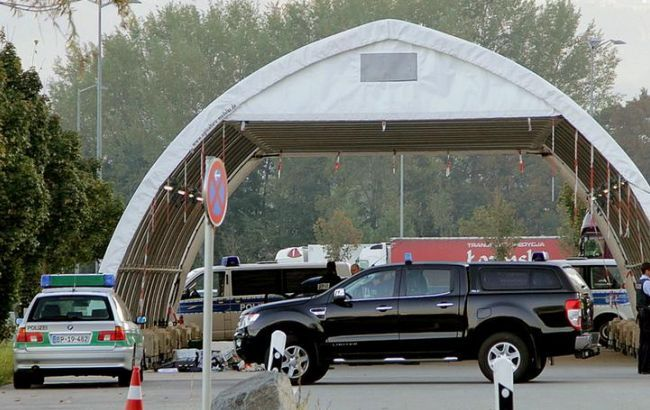 Германия расширила пограничный контроль со странами ЕС