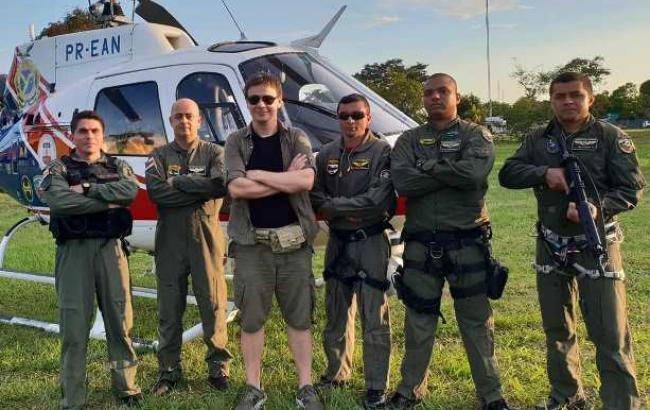 Наркотрафик и дикие звери: Дмитрий Комаров рассказал, какие опасности ожидают его в джунглях Бразилии