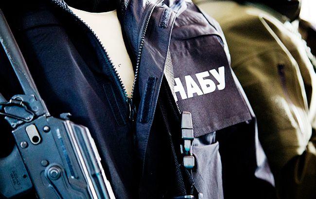 НАБУ і САП затримали чотирьох осіб усправі про розкрадання коштів Держінвестпроекту