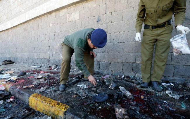 Фото: у Ємені зросла кількість загиблих через теракту