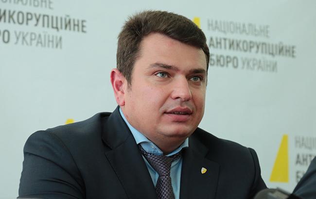 Електронне декларування чиновників перебуває під загрозою,— директор НАБУ