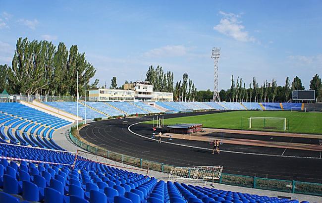 """Фото: стадион """"Центральный"""""""