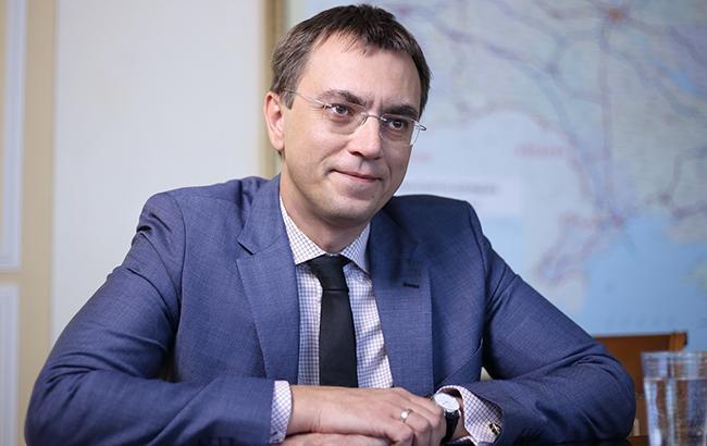 Володимир Омелян вважає конфлікт, що з прем'єром вичерпаний (фото РБК-Україна)