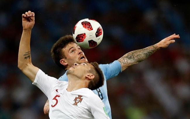 Уругвай - Португалія: відео голів та огляд матчу