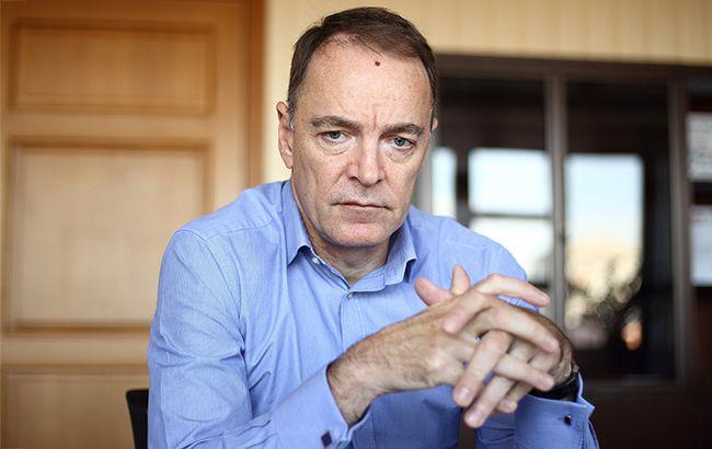 """Глава правления """"Укрнафты"""" Марк Роллинc: Компании грозит банкротство"""