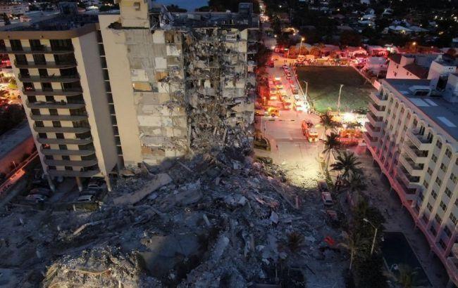 В Майами число погибших при обрушении дома увеличилось до 78