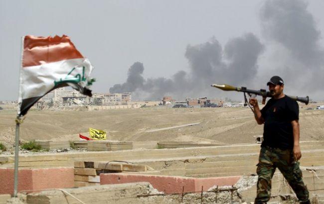 Фото: вибухи прогриміли на північ Іраку