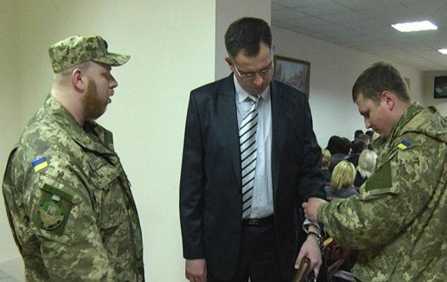 Прокурор Краматорська заарештований з визначенням застави в 3 млн грн