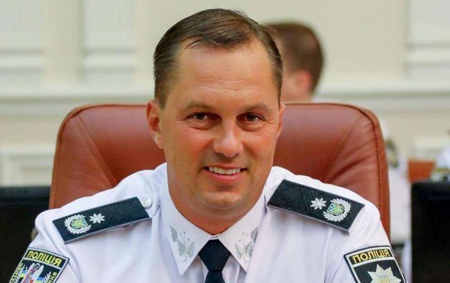 В Одесі затримали колишнього начальника поліції Головіна