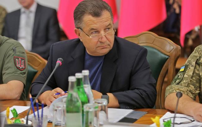 Британия заинтересована в сотрудничестве с Украиной в сфере оборонных закупок, - Полторак