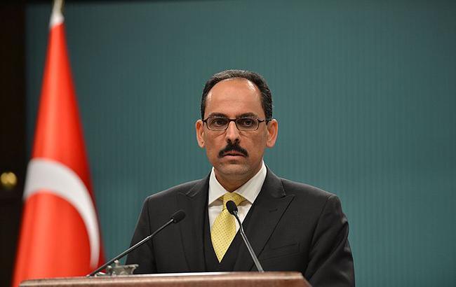 У Эрдогана назвали обстрел у посольства США в Анкаре попыткой посеять хаос