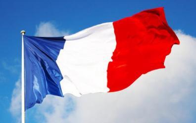 Фото: флаг Франции