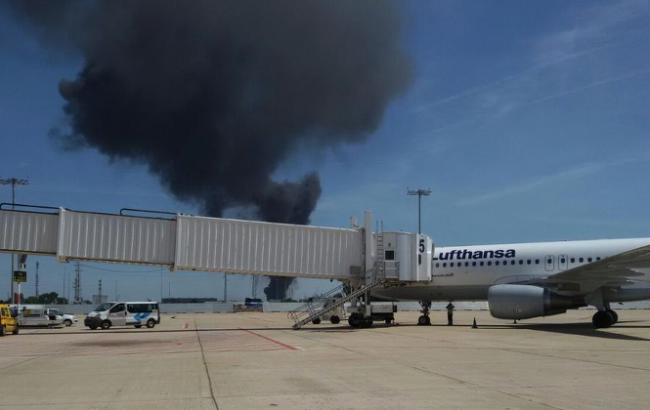 В результаті катастрофи літака в Іспанії загинули 3 людини