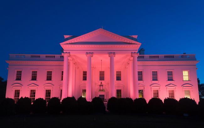 Фото: белый дом в Вашингтоне (flickr.com/whitehouse)