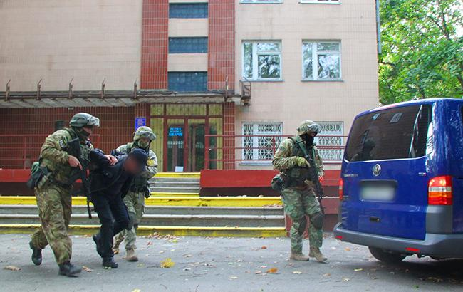 Вгосударстве Украина осудили гражданина Франции— Готовил теракт