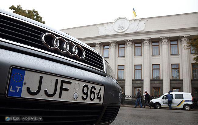 """У ДФС розповіли, скільки власники """"євроблях"""" уже сплатили до бюджету"""