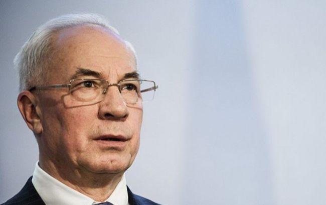 ГПУ може оголосити Азарову підозру у держзраді найближчим часом