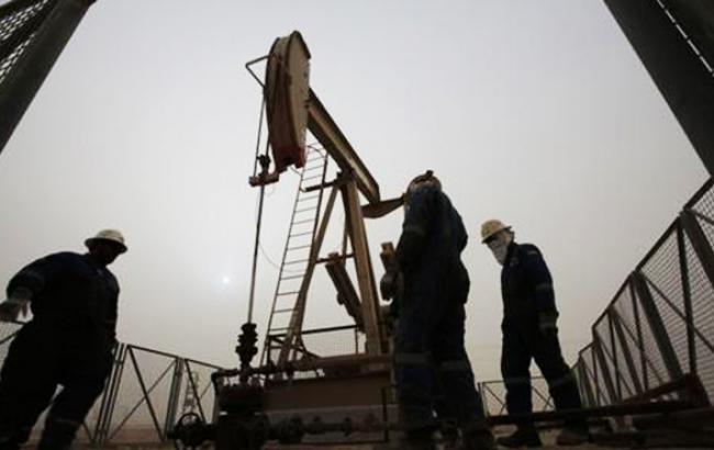 Ціна нафти Brent опустилася нижче 48 дол. за барель