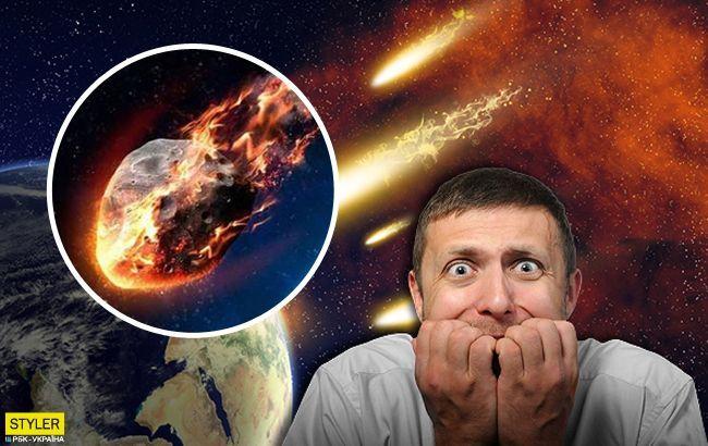 Громадный астероид летит к Земле: сближение покажут в прямом эфире