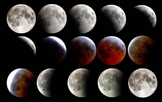 Затмение Луны: когда и где можно будет увидеть уникальное явление