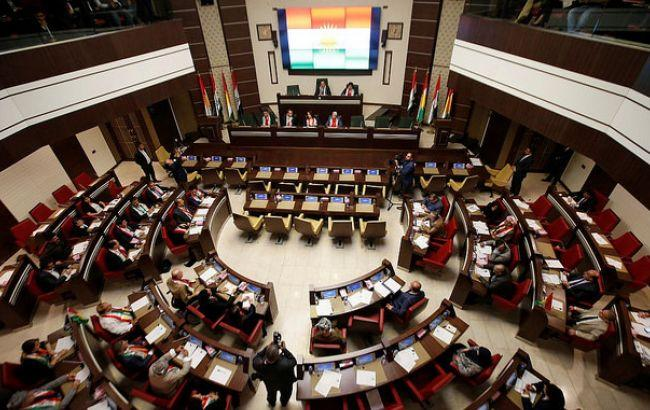 Фото: парламент Курдистана (flickr.com)