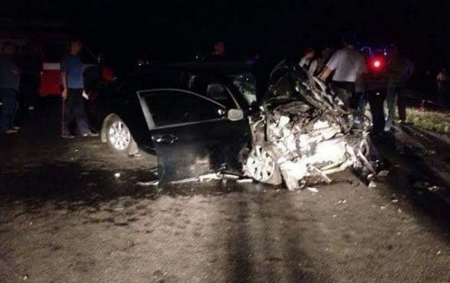 ДТП в Полтавській області: 2 людини загинули, 4 поранені, серед них голова КСУ