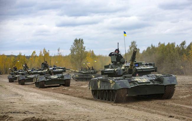 Фото: День української армії (flickr.com/ministryofdefenceua)