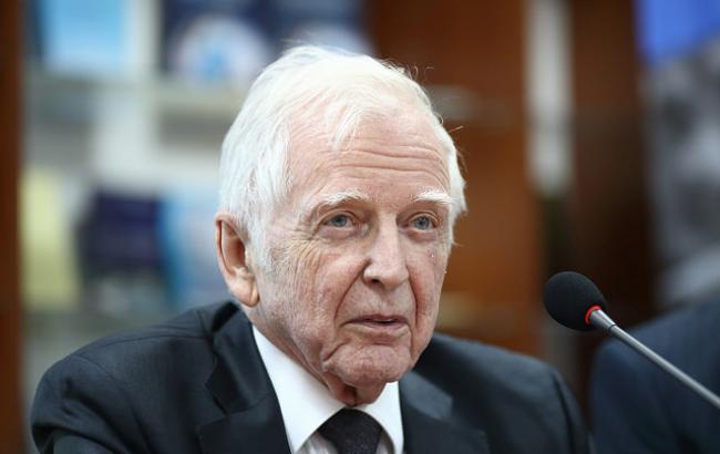 Нобелевский лауреат Харальд цур Хаузен (РБК-Украина)